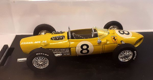 Ferrari HP 200 1961 - Bumm 1:43
