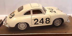R144 Porsche Coupé 356 1952 - Brum 1:43