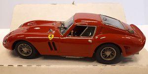 Ferrari GTO '62 No: 8401 - Modelbox 1:43