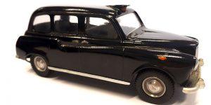 Austin FX 4 Taxi - Somerville models 1:43