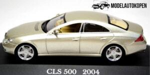 Mercedes-Benz CLS 500 2004 - Atlas 1:43