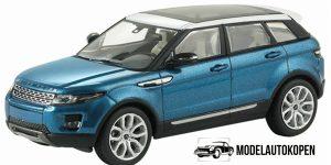 Land Rover Evoque 5 door - IXO 1:43