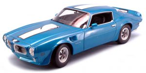 1972 Pontiac Firebird Trans AM - Welly 1:24