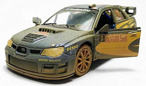 Subaru Impreza WRC 2007 Rally - Kinsmart 1:36