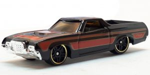 '72 Ford Ranchero - Hot Wheels 1:64