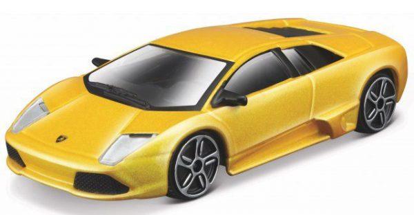 Lamborghini Murcielago LP 640 (Geel) - Bburago 1:43
