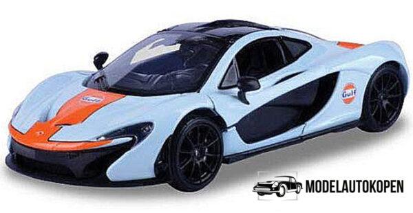 McLaren P1 (Gulf) - Motor Max 1:24