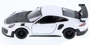 Porsche 911 GT2 RS Wit - Kinsmart 1:36