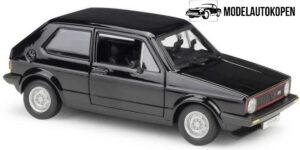 Volkswagen Golf Mk1 GTI (1979) - Bburago 1:24