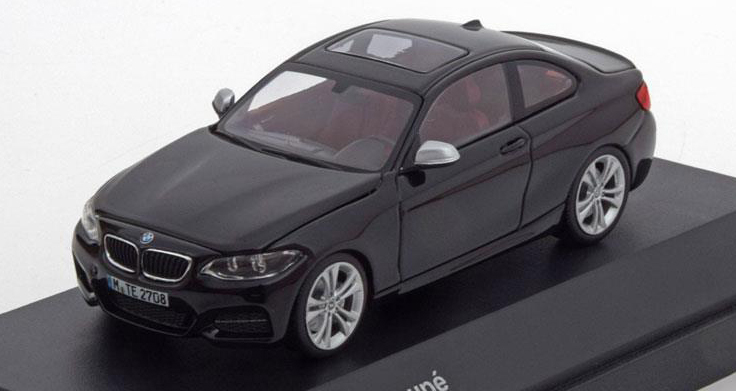 BMW 2 Series Coupé F22 2014 - Kyosho 1:43