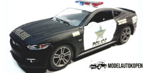 2015 Ford Mustang GT (Politie) - Kinsmart 1:36