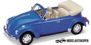 Volkswagen Beetle (Convertible) - Welly 1:24