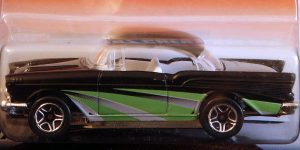 '57 Chevy Bel Air, Classic Decades, Matchbox 1:64