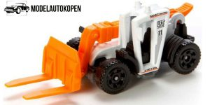 Load Lifter (Wit/Oranje) - Matchbox 1:64