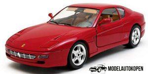 Ferrari 456 GT 1992 - Bburago 1:18