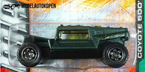 Coyote 500, MBX Explorers - Matchbox 1:64