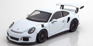 2016 Porsche 911 GT3 RS - Welly 1:24