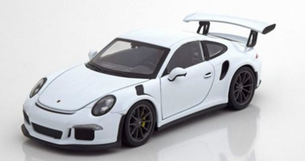 2016 Porsche 911 GT3 RS - Welly 1:24