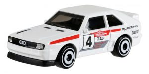 '84 Audi Sport Quatro - Hot Wheels 1/64
