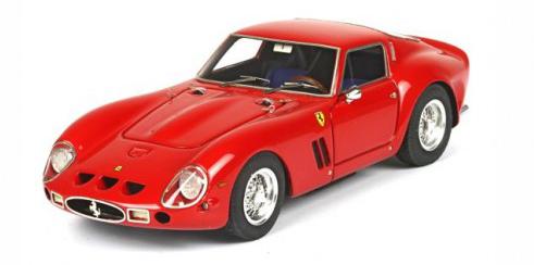 Ferrari 250 LM 1964 (Rood) - Modelbox 1:43