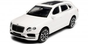 Bentley Bentayga - Bburago 1:43