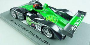 MG-Lola EX 257 n 33 Le Mans 2001 - Spark 1:43