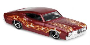 '69 Ford Torino Talladega - Hot Wheels 1:64