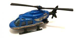 Propper Chopper - Hot Wheels 1:64