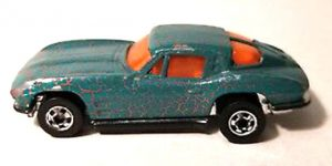 '63 Split Window, New Krackle Car Series - Hot Wheels 1:64