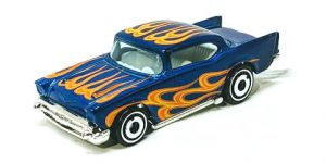 57 Chevy - Hot Wheels 1:64