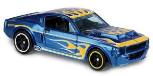 '67 Shelby GT-500 - Hot Wheels 1:64