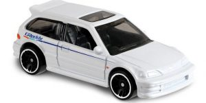 90 Honda Civic EF - Hot Wheels 1/64