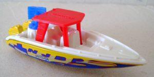 Hydro Jet Boat - Matchbox 1:64