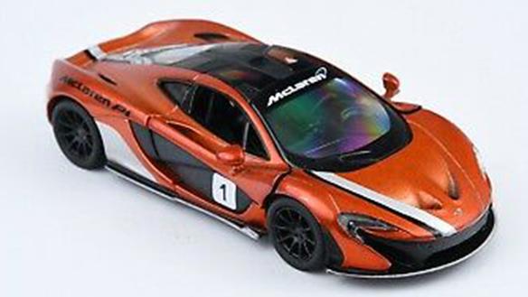 McLaren P1 Copper - Kinsmart 1:36