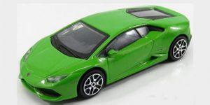 Lamborghini Huracan LP 610-4 2014 (Groen) - Bburago 1:43