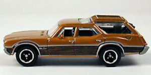 '71 Oldsmobile Vista Cruiser, Matchbox 1:64