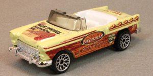 1955 Chevrolet Bel Air - Matchbox 1:64