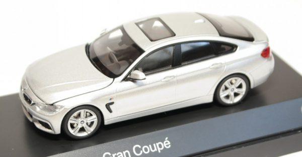 BMW 4 Series Gran Coupé - Kyosho 1:43