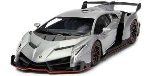 Lamborghini Veneno Grijs - Kyosho 1:18