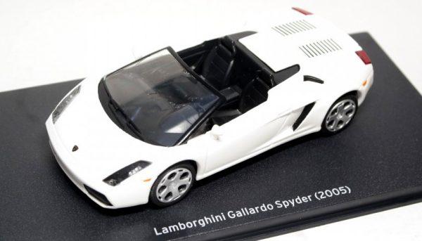 Lamborghini Gallardo Spyder (2005) - Atlas 1:43