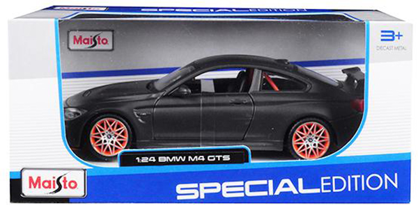 BMW M4 GTS Grijs - Maisto 1:24