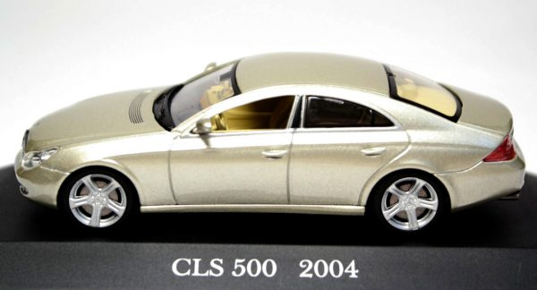 Mercedes-Benz CLS 500 2004 - Atlas 1:43