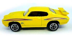 Pontiac GTO - Matchbox 1:64
