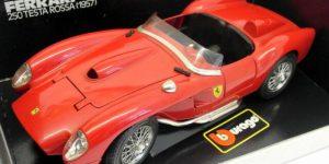 Ferrari 250 Testa Rossa 1957 - Bburago 1:18