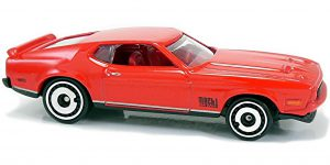 '71 Mustang Mach 1 - Hot Wheels 1:64