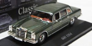 Mercedes-Benz 600 1964 - Atlas 1:43