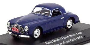 Simca Gordini 8 Sport Rally Monte-Carlo 1950 - Gordini 1:43