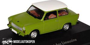 Trabant 601 Limousine DDR - Atlas 1:43