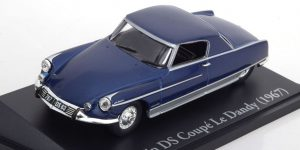 Citroen DS Coupe Le Dandy 1967 - Atlas 1:43