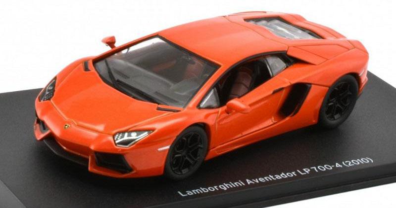 Lamborghini Aventador LP 700-4 (2010) - Atlas 1:43
